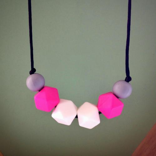 Trifle Silicone Teething Necklace - Little Buds Teethers