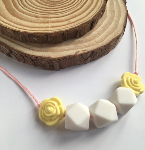 Joy Teething Necklace