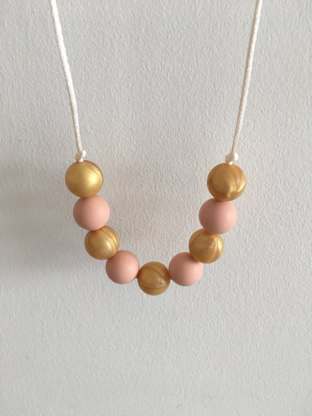 Blossom Teething Necklace