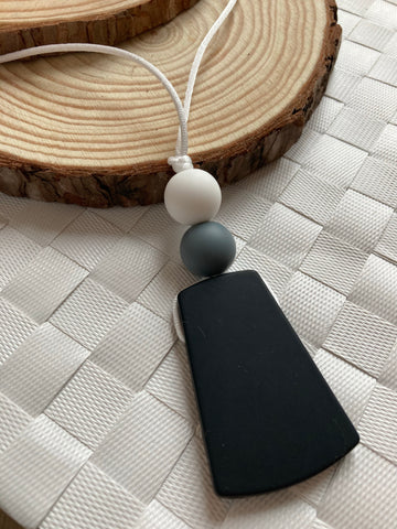 Pendant Teething Necklace