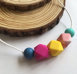 Confetti Teething Necklace
