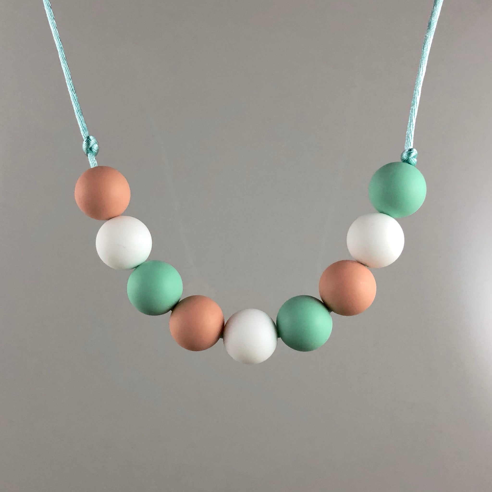 Sprinkle Silicone Teething Necklace - Little Buds Teethers