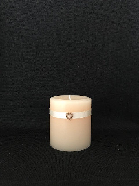Warm Vanilla Sugar Scented Candle