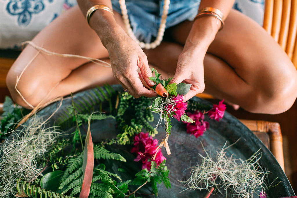 MELEANA ESTES: RENOWNED LEI MAKER | DESIGNER
