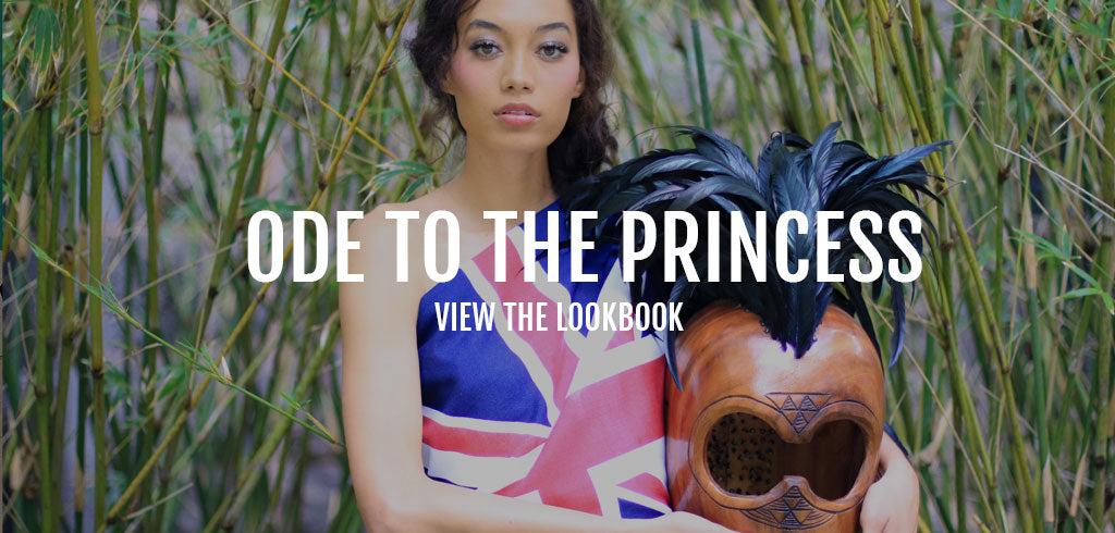 Coco's Trading Post: Ode to the Princess Lookbook