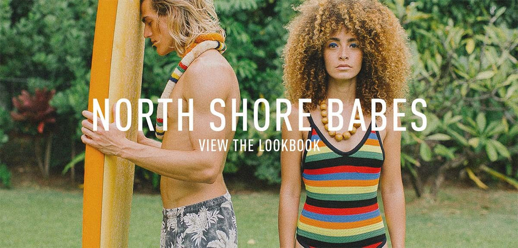 Coco's Trading Post Lookbook: North Shore Babes