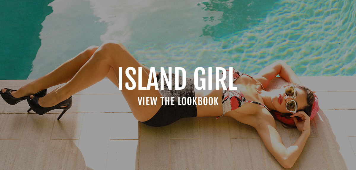 Coco's Trading Post Lookbook: Island Girl
