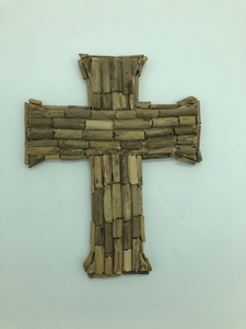 Drift Wood Cross