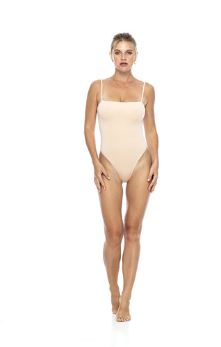 Indah - Tiny Dancer Bodysuit - Cocktail