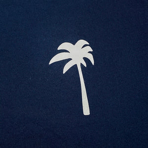 Coco's Tees - Blue Palm Tree