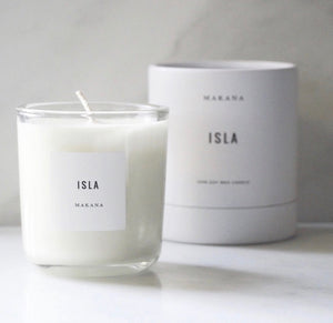 Makana Candles - Isla 10oz