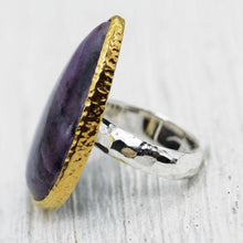Bahgsu Jewels - Sugilite Ring