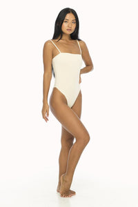Indah - Tiny Dancer Bodysuit White