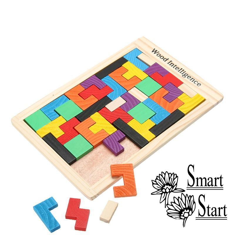 Brain Teaser Puzzle for Early Problem Solving Skills