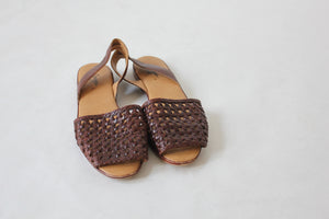 Woven Pons Size 10