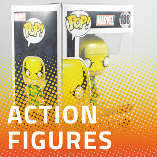 All action figures available at comic-kazi, pop!, pop, kotobukiya, marvel, dc, mcu, batman, viz media