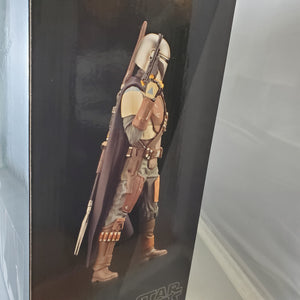 mandalorian artfx kotobukiya 1/10 model kit