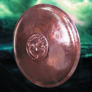 300 Rise of an Empire Bronze 13 Inch Shield of Calisto