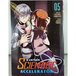 A Certain Scientific Accelerator Vol 5