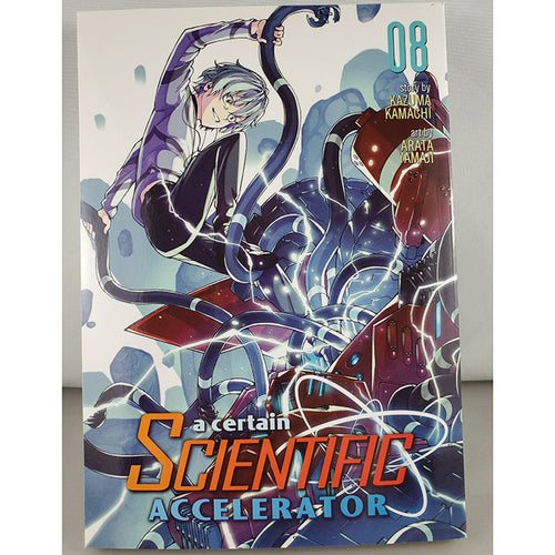 A Certain Scientific Accelerator Vol 8