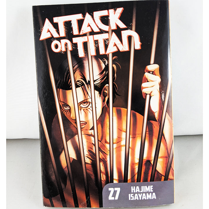 Attack on Titan Vol. 27