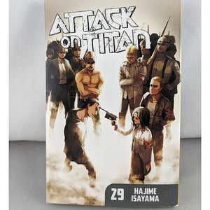 Attack on Titan Vol. 29