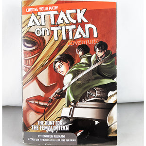 Attack on Titan - Adventure: Hunt For the Female Titan