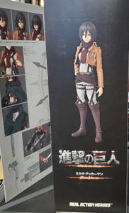 Attack On Titan Mikasa Ackerman Real Action Heroes Figure