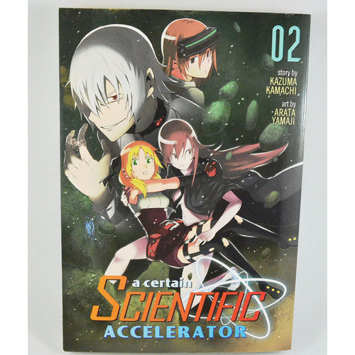 A Certain Scientific Accelerator Vol 2