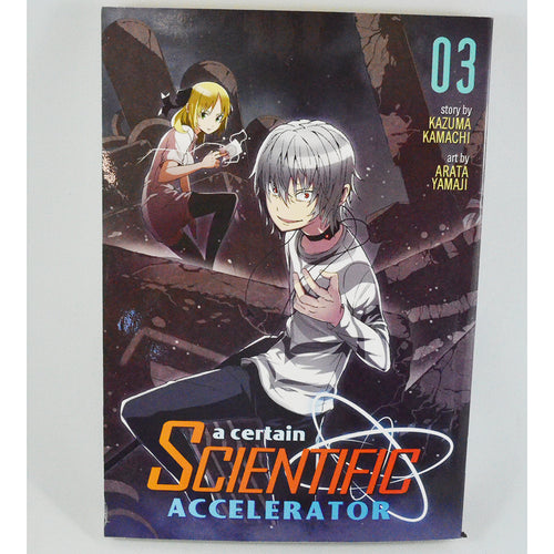 A Certain Scientific Accelerator Vol. 3