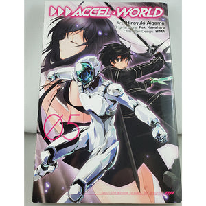 Accel World Vol 5