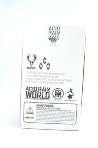 Acid Rain Bucks Team Argus Figure
