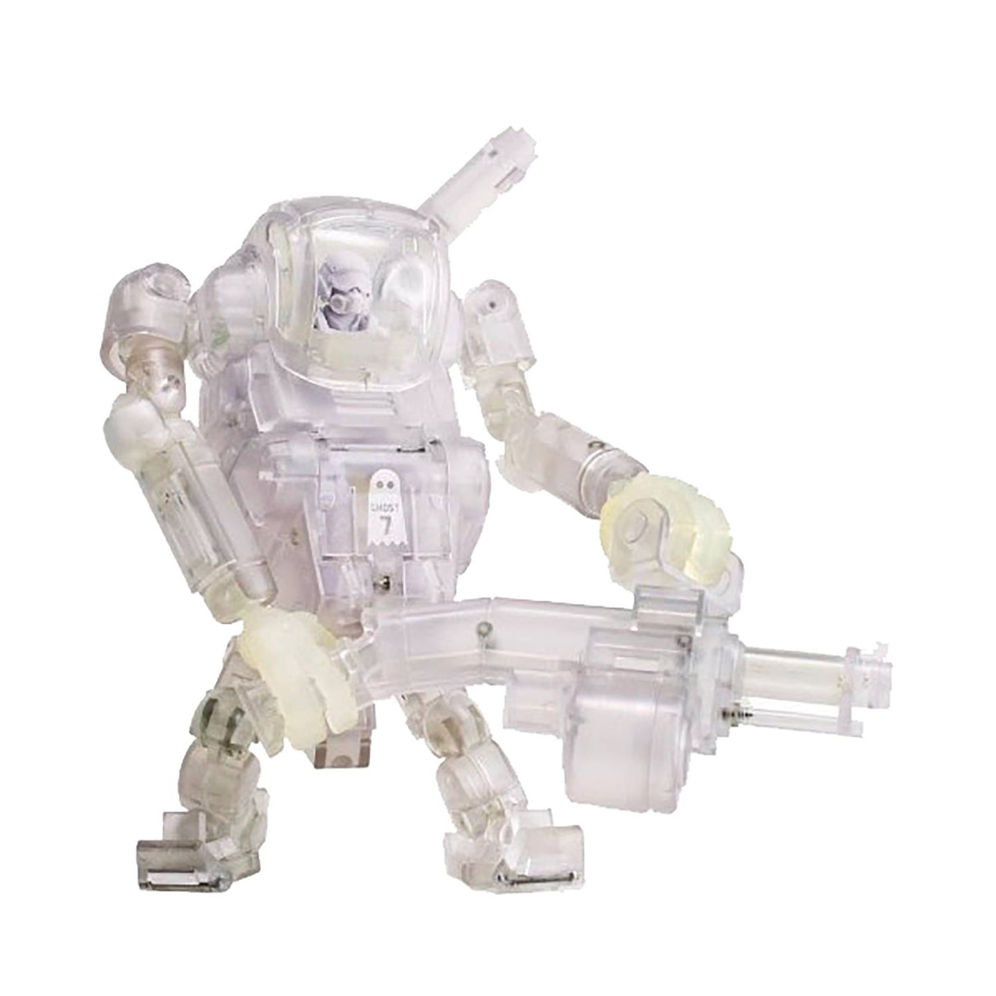 acid rain laurel ghost figure