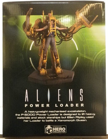 Aliens Movie P-5000 Power Loader 1:16 Figure by Eaglemoss