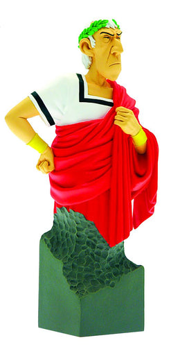 Asterix Caesar Red Toga Mini Bust