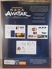 Avatar Last Airbender Art Animated Series Hardcover Second Edition