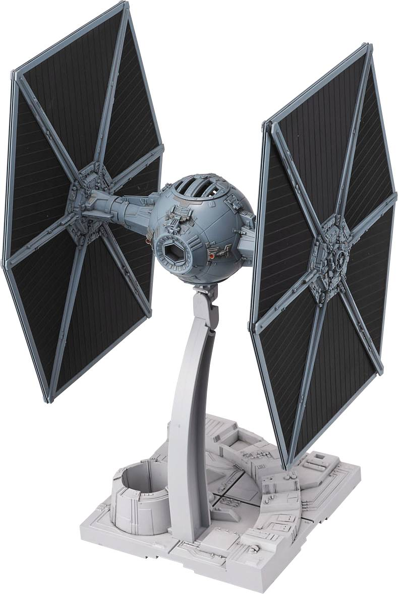 Star Wars Tie Fighter 1/72 Model Kit