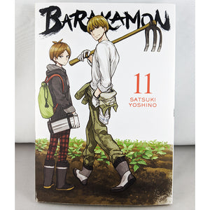 Barakamon Vol 11