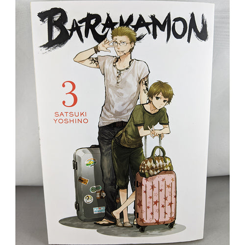 Barakamon Vol 3