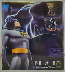Batman Animated Series Batman ARTFX Statue Opening Sequence Version