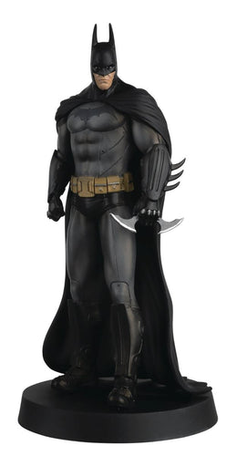 Eaglemoss Batman Arkham Asylum Batman Figure