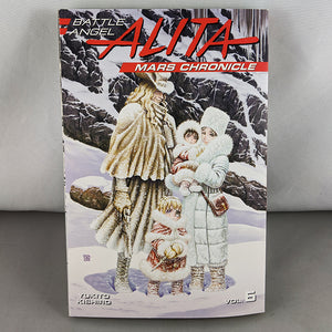 Battle Angel Alita: Mars Chronicle Vol 6