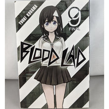Blood Lad Vol 9