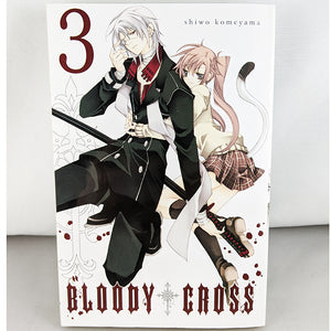Bloody Cross Manga Volume 3