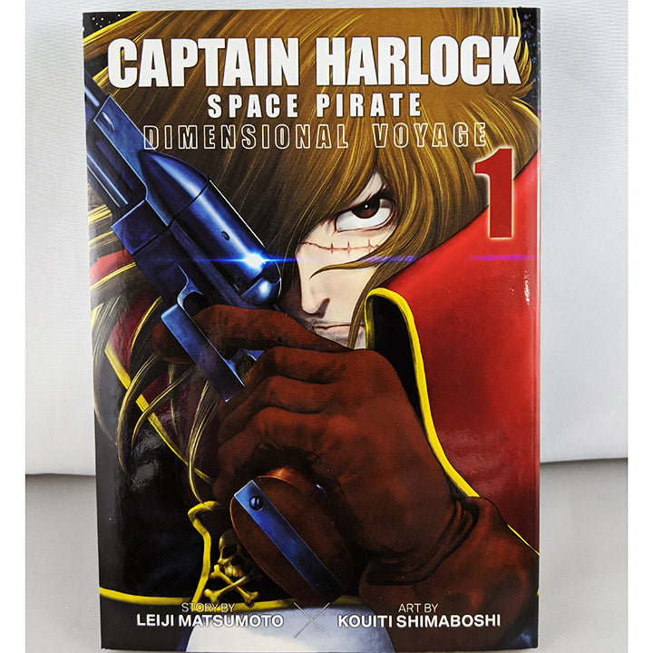 Captain Harlock: Space Pirate - Dimensional Voyage Vol 1