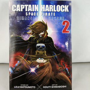 Captain Harlock: Space Pirate - Dimensional Voyage Vol 2