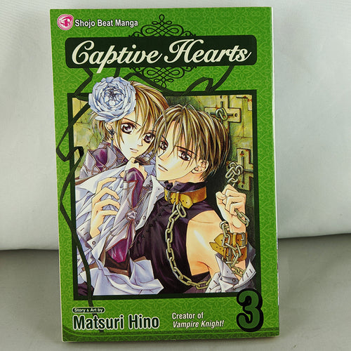 Captive Hearts Vol. 3
