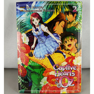 Captive Hearts of Oz Vol 2