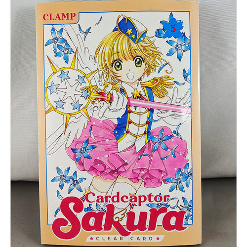 Cardcaptor Sakura: Clear Card Vol 5