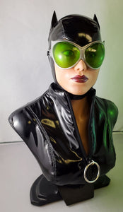 catwoman 1-2 scale bust in catsuit